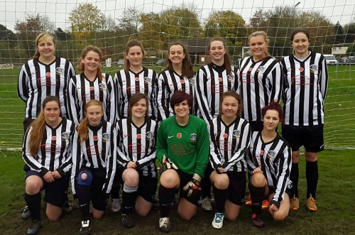 Remembrance 15 Ladies Reserves