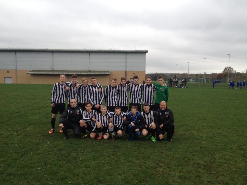 Remembrance new U15s United